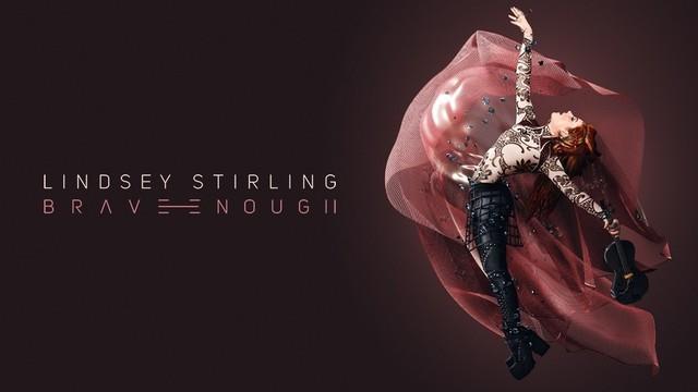 album release lindsey stirling brave enough fanfare