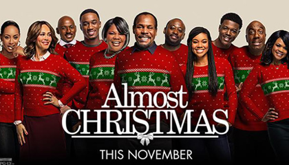 Movie Almost Christmas In Theaters November 11 2016