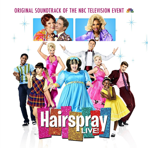 "Hairspray LIVE! Original Soundtrack Of The NBC Television Event, the companion album to NBC's broadcast of ""Hairspray Live!"" is available December 2 via Masterworks Broadway/Epic Records (PRNewsFoto/Masterworks Broadway)"