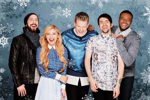 Pentatonix Christmas 2017 Tour – Fanfare Cafe – Entertainment ...